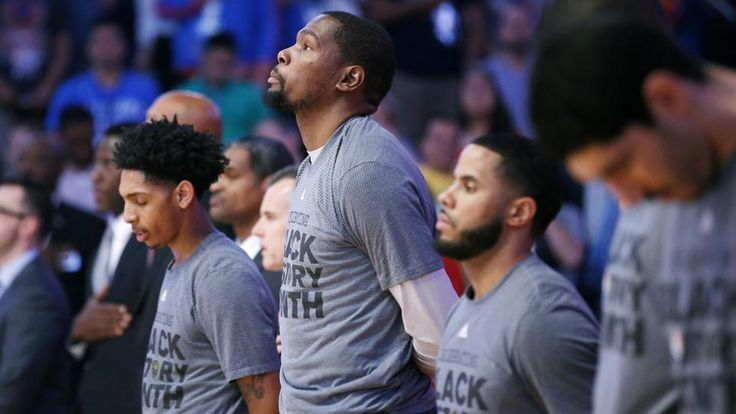 Praying for the Williams Family. Oklahoma City Thunder star Kevin Durant fought back tears and choked up while commenting on the death of assistant coach Monty Williams' wife, Ingrid. Ingrid Williams died Wednesday after suffering injuries during an automobile accident on Tuesday night. Williams, 44, was involved in ...