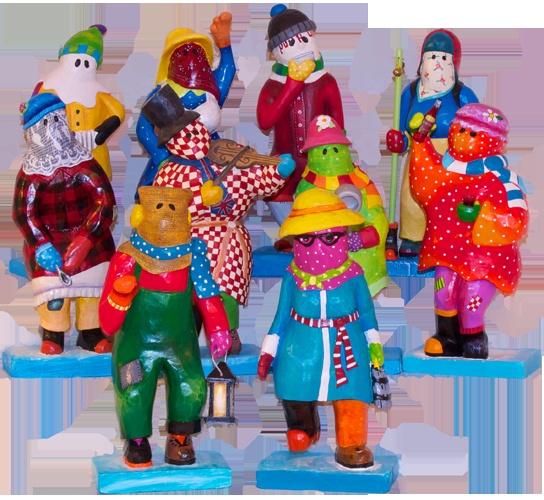 MUMMER'S THE WORD Newfoundland Christmas Tradition