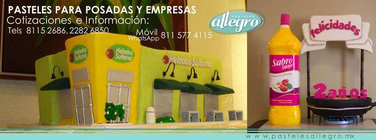Allegro Pastelería en Monterrey, Nuevo León