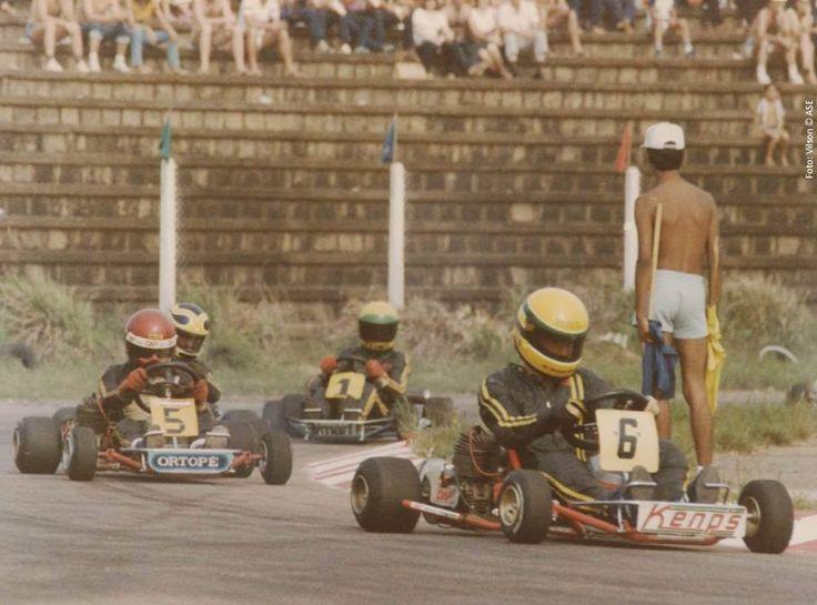 Ayrton Senna Karts
