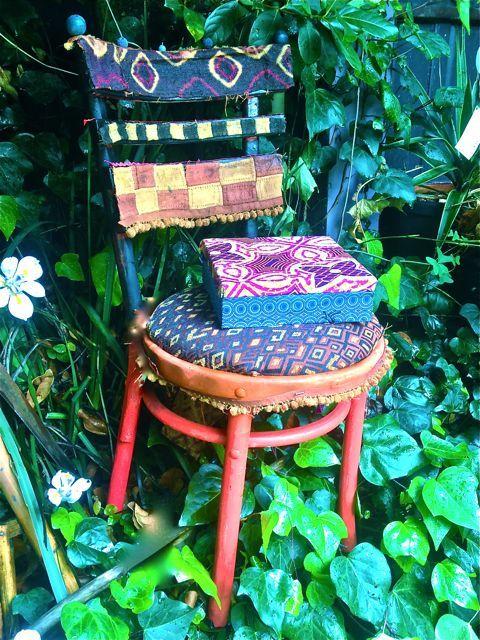Raffaela Chair ijn  kuba Raffia