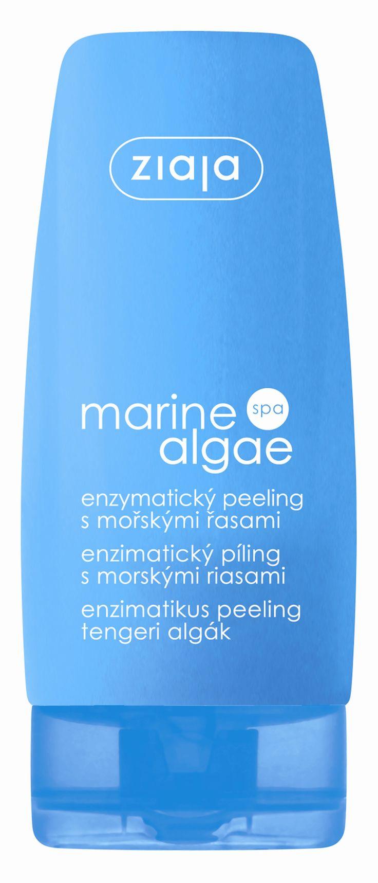 Ziaja tengeri algás simító enzimes bőrradír .  http://www.ziajashop.hu/webaruhaz/ziaja-tengeri-alg%C3%A1s-sim%C3%ADt%C3%B3-enzimes-b%C5%91rrad%C3%ADr-60ml/