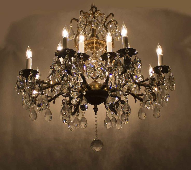 Old World Dining Room Chandeliers: 12 Best Images About Antique French Brass Chandeliers On