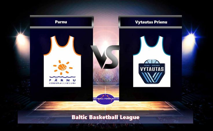 Parnu-Vytautas Prienu Oct 31 2017 Baltic Basketball League Will Vytautas Prienu be able to beat the Parnu team in an away match Parnu-Vytautas Prienu Oct 31 2017 ? In the previous 2 games at home Parnu has won 0 wins and In the last 3 matches on another's field Vytautas Prienu has won 0 wins.   #Baltic_Basketball_League #basketball #bet #Brad_Tinsley #Edvinas_Seskus #Egidijus_Dimsa #Eigirdas_Zukauskas #forecast #Justas_Sinica #Karl_Kask #Karl_Lips #KK_Parnu #Mihkel_Kirves