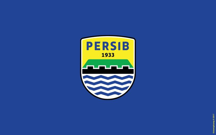 Wallpaper Persib Simple - @daengdoang by daengdoang