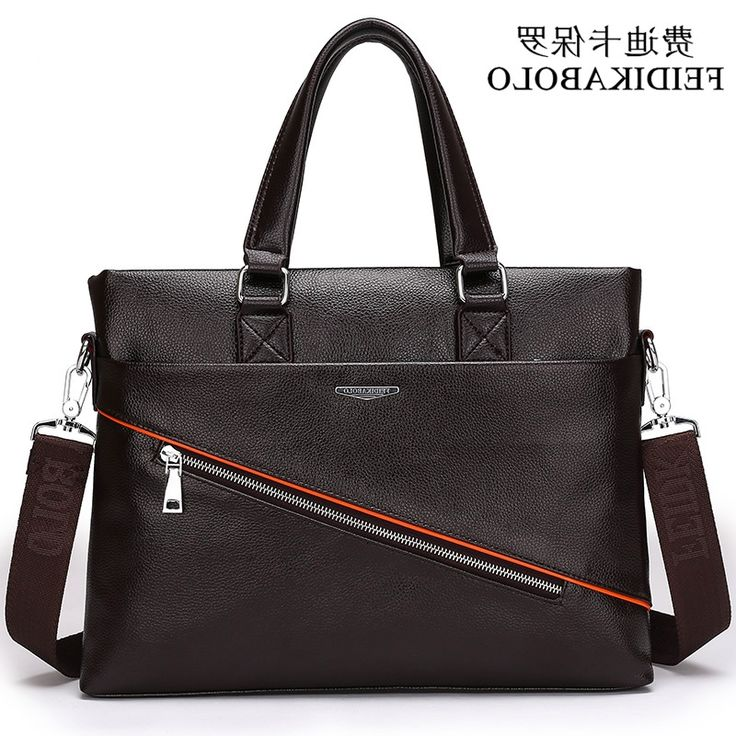26.00$  Buy here - https://alitems.com/g/1e8d114494b01f4c715516525dc3e8/?i=5&ulp=https%3A%2F%2Fwww.aliexpress.com%2Fitem%2F2016-Men-Casual-Briefcase-Business-Shoulder-Bag-Leather-Messenger-Bags-Computer-Laptop-Handbag-Bag-Men-s%2F32582750433.html - 2016 Men Casual Briefcase Business Shoulder Bag Leather Messenger Bags Computer Laptop Handbag Bag Men's Travel Bags Two Colors