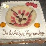 Roulettetaart van Bakkerij Excellence http://www.excellence.be
