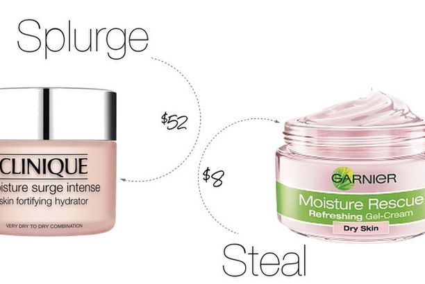 Beauty Splurge vs. Steal of the Week: Clinique Moisture Surge