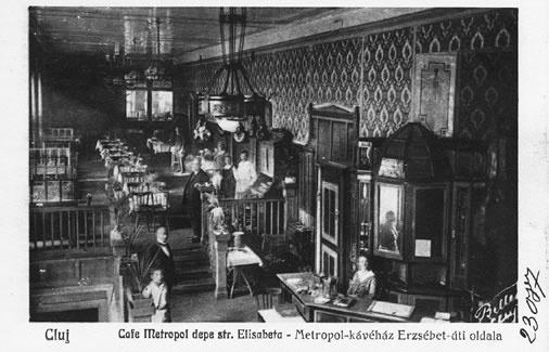 Restaurant Metropol (Cluj/Kolozsvar)
