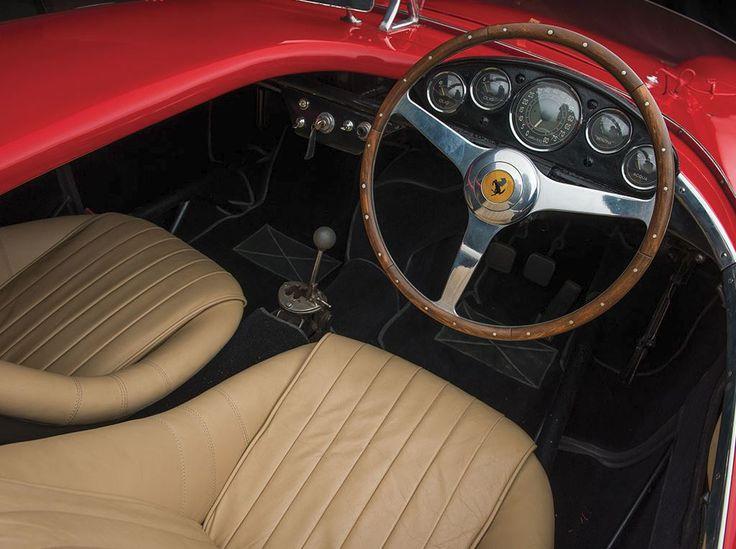 1954 Ferrari 500/735 Mondial Spider by Pinin Farina