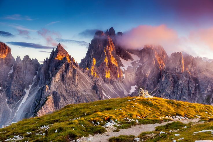 From Italy to Chile, China to Canada, these amazing retreats can only be reached by a long hike.