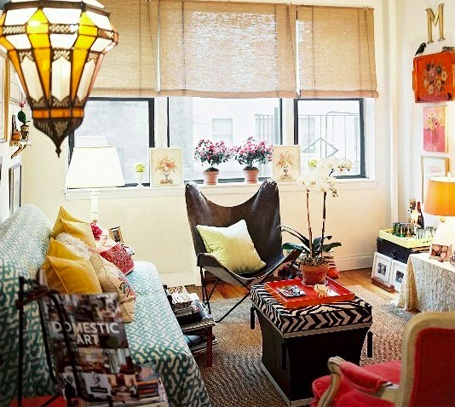 IKEA Small Living Room With Bohemian Style Featured Classic Decoration  Ideas   Bohemian Living Room Design Inspirations