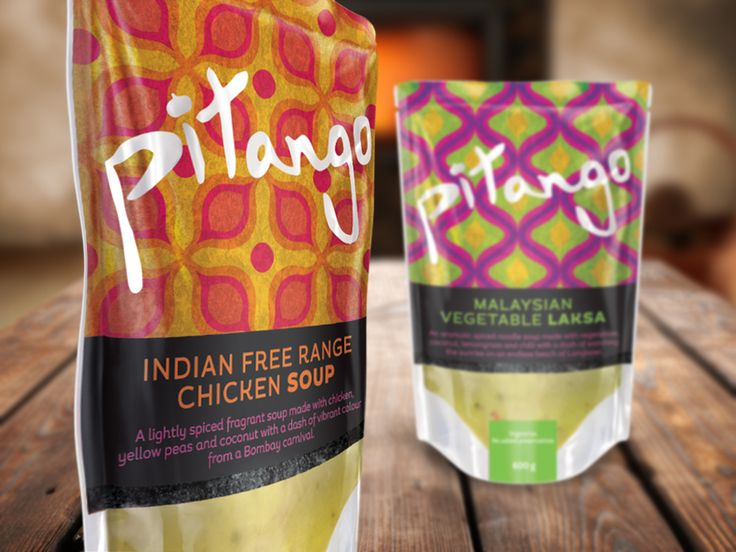pitango organic packaging design - Google Search