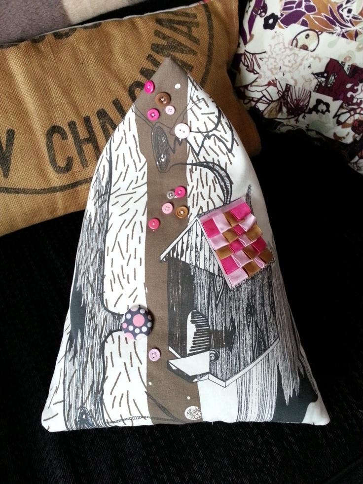 How to make an iPad beanbag