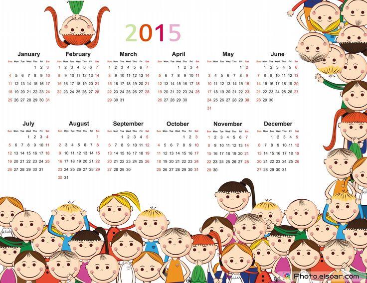 Hình nền 2015 dành cho bé yêu - 09