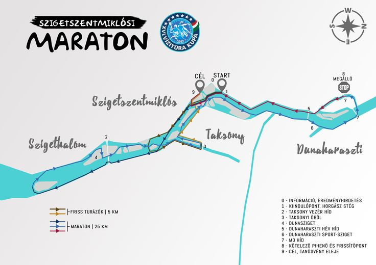 map for canoe marathon, event flyer, poster, template, map, lineart