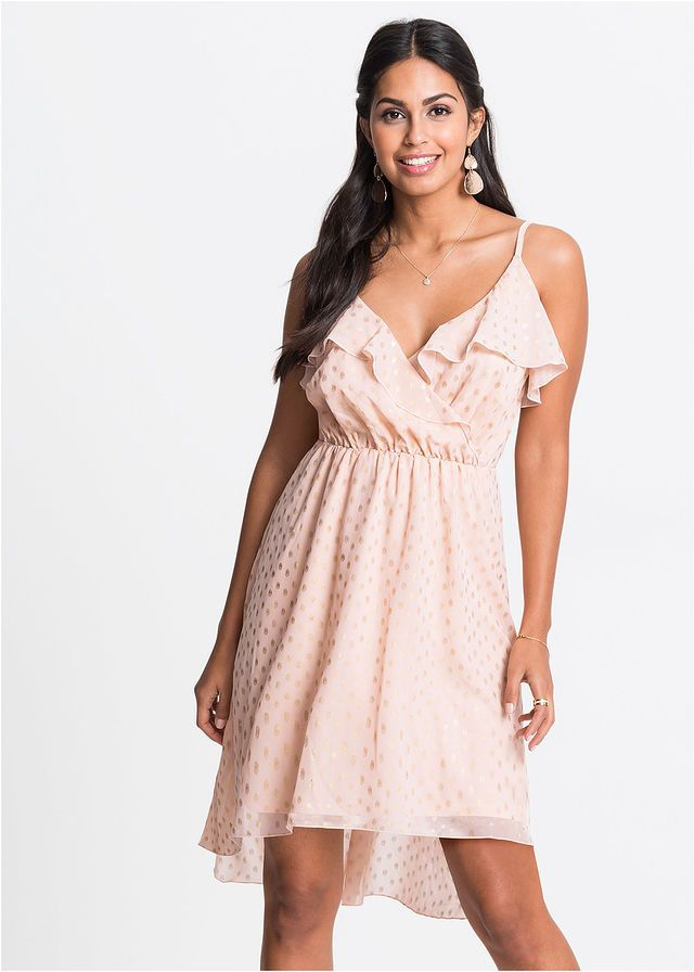 bb6fa8b3f2e8 Šaty s metalickou potlačou Módne šaty • 27.99 € • bonprix ...