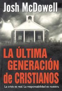 IGLESIA MAR ABIERTO: LA ULTIMA GENERACION DE CRISTIANOS (LIBRO ONLINE)