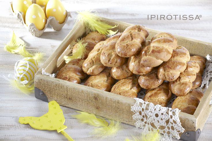 Classic Easter treat vanilla cookies
