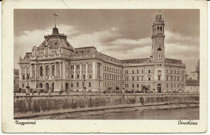 Primaria Oradea 1942