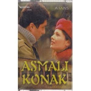 Asmalı Konak, 2002 ile 2003 yılları arasında yayınlanan duygusal dram dizisidir. Hikaye Amerika'da başlamış Kapadokya'da devam etmiştir. Hikayenin büyük bir kısmı, Asmalı Konak denilen muhteşem bir evde geçmektedir. Diziye Türk halkı büyük ilgi göstermiş, diziyle birlikte Kapadokya gezilerine de ilgi artmıştır. Hatta bende diziden sonra Kapadokya'ya giderek Asmalı Konak'ı ziyaret ettim ama dizide gösterilen o muhteşem konağın gerçekte küçücük bir ev olduğunu görünce kısa süreli bir şok…