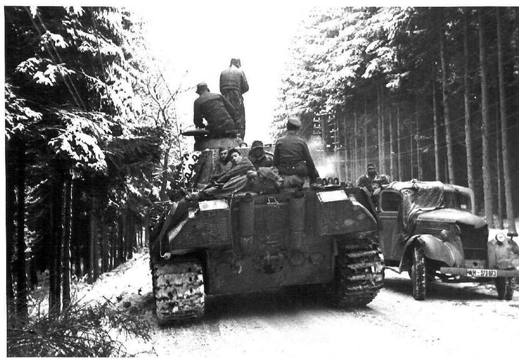 57 best panther tanks images on pinterest panther panthers and the narrow roads of the ardennes really slowed the germans down publicscrutiny Gallery