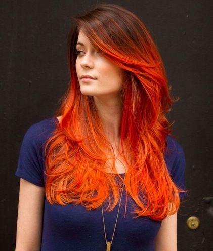long hair color ideas
