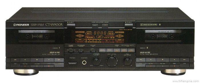 Pioneer CT-W900R