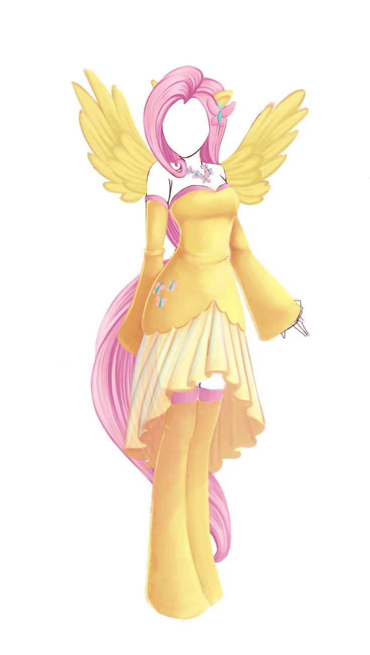 fluttershy cosplay | Fluttershy cosplay concept for Lucca 2012….yaiiiii!