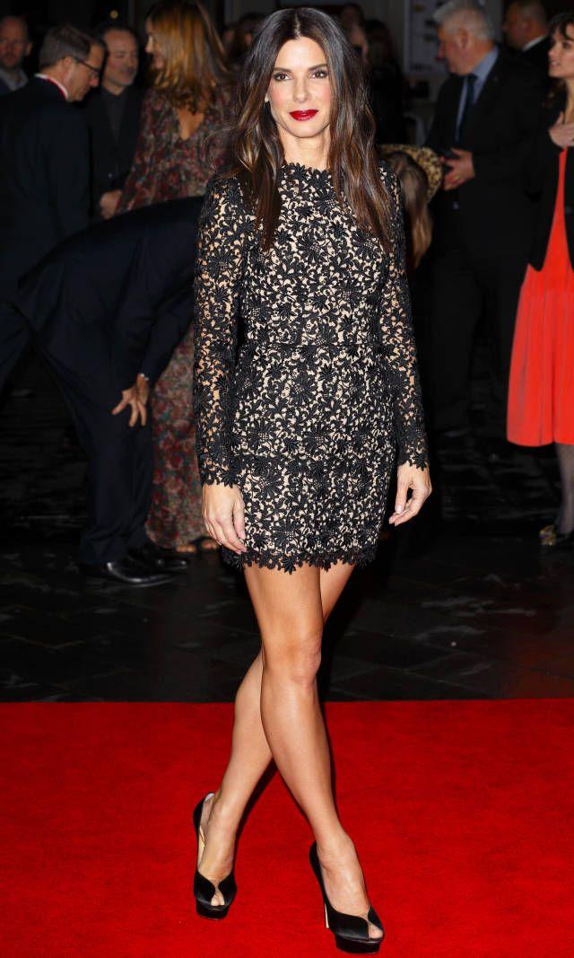 <font><font>Sandra Bullock es más alta Actriz remunerado de Hollywood</font></font>