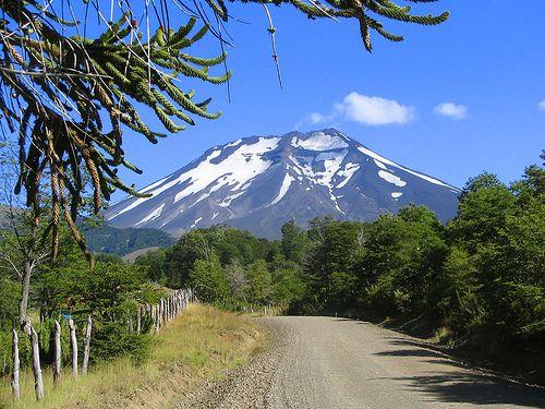 Volcán Lonquimai