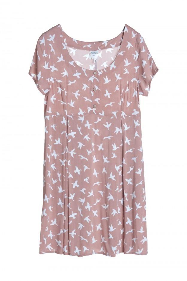 Monki Bird dress