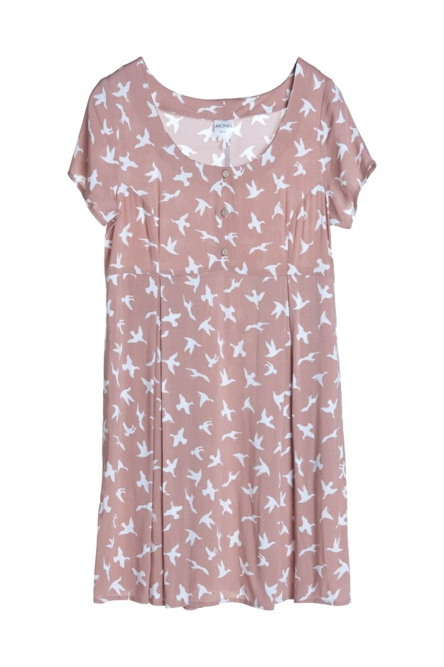 Monki Bird dress