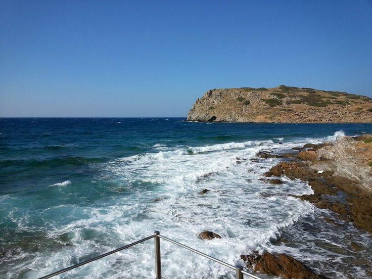 Ierapetra Mochlos village Crete Greece