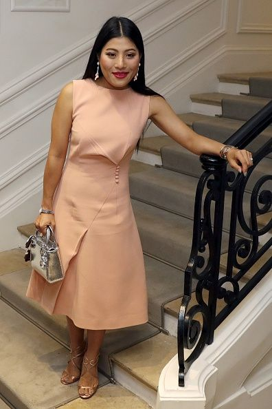 Royal Family Around the World: Princess Sirivannavari Nariratana of Thailand and Princess Maria Olympia of Greece attends the Christian Dior : Front Row - Paris Fashion Week : Haute Couture F/W 2016-2017 on July 4, 2016 in Paris, France.