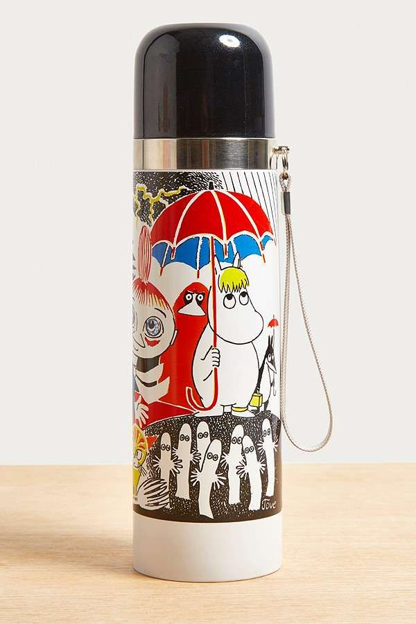 Slide View: 2: Moomin Thermos Bottle