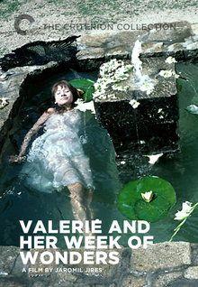 Risultati immagini per VALERIE AND HER WEEK OF WONDERS ( 1970 ) GIF POSTER