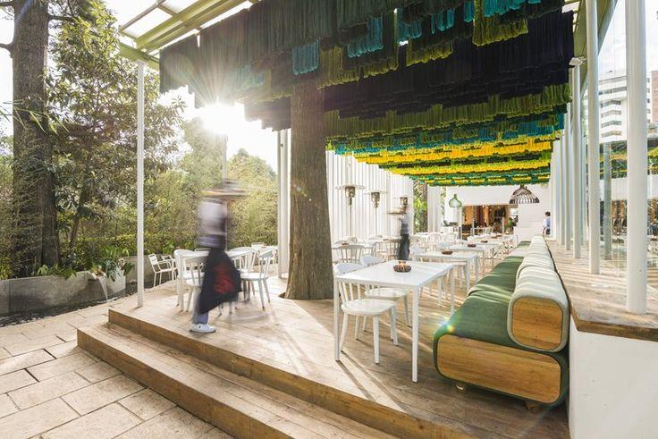 Zona 14 Canopy, Città del Guatemala, 2013 - Taller KEN