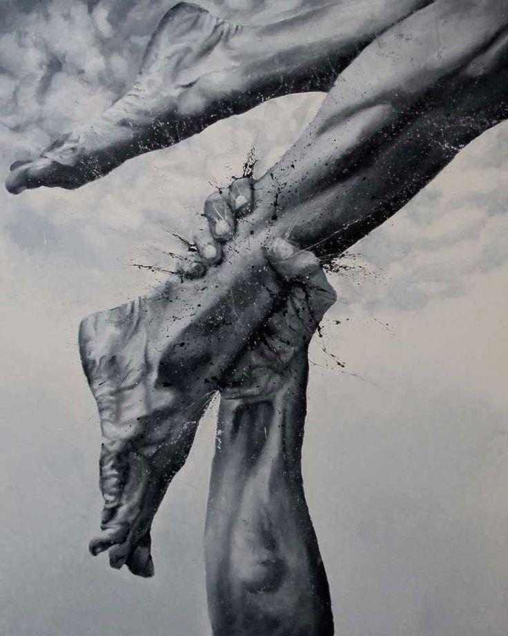 Paolo Troilo: de los dedos al lienzo