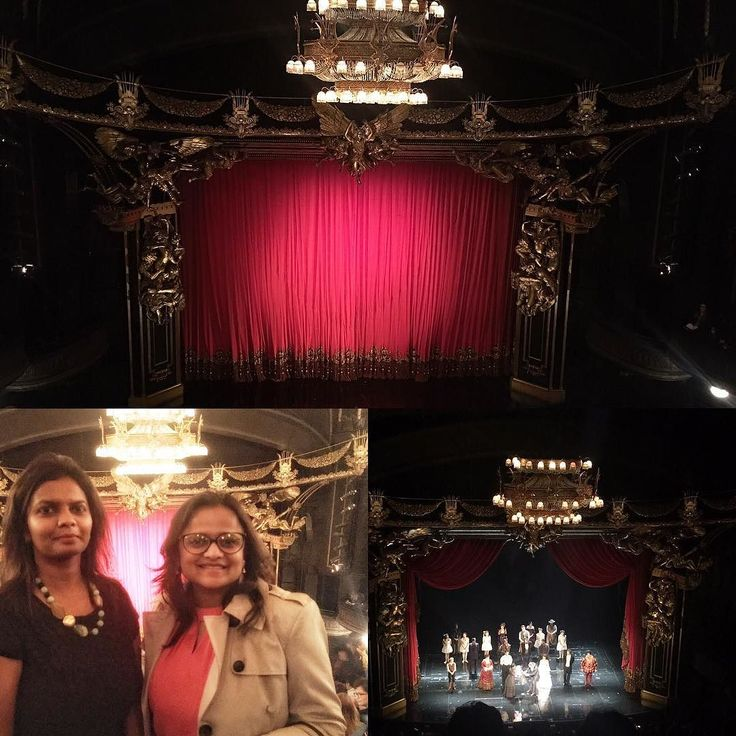 What do you do when your bestie is in town?! Go see an awesome brilliant & majestic #broadway show with her!   #ruchyum #ruchyuminspirations #broadwayshow #nycbroadway #phantomoftheopera #amazing #brilliant #superfun #nycbucketlist #bucketlist #happenedupon