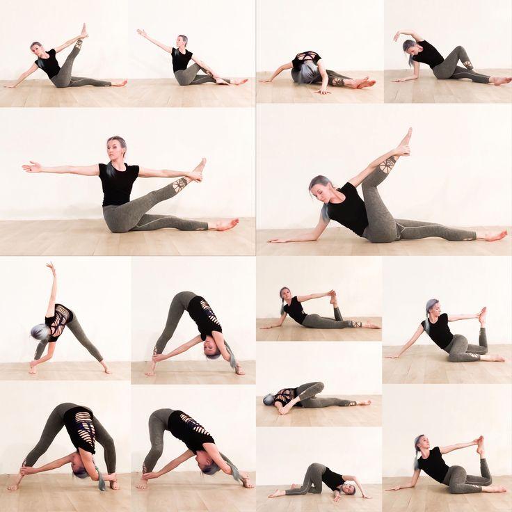 Йога Растяжка Для Похудения. Йога для похудения — 5 упражнений для красивого живота и бедер