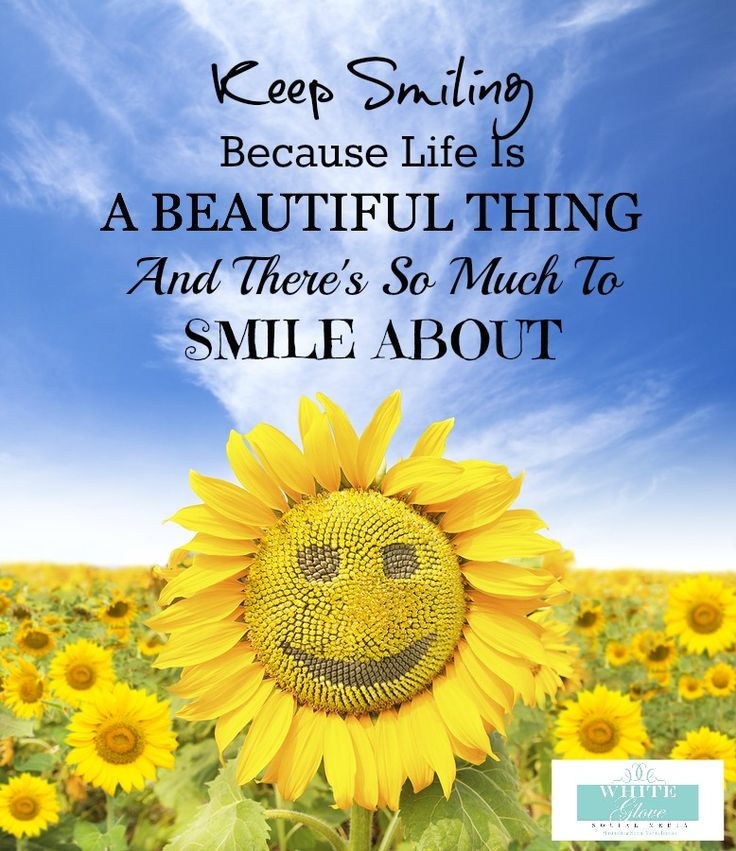 Life is #beautiful - smile:) ✭Pinterest Consultant Vancouver✭