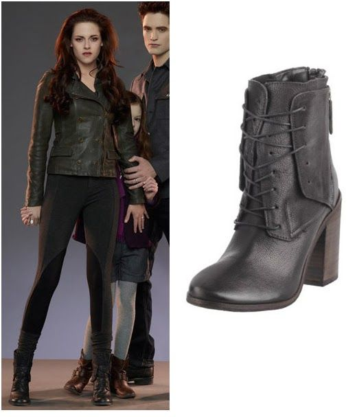 Shop Your Tv Breaking Dawn Part Bella Swan Kristen Stewarts Biker Boots