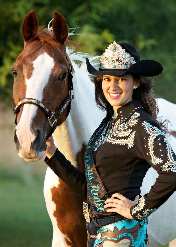 rodeo queen and horse photos - Google Search   Senior ...