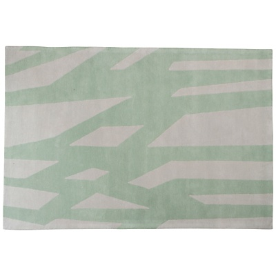 Buy Christopher Farr for John Lewis Ply Rug, Grey/Green online at JohnLewis.com - John Lewis
