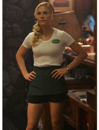 Sookie Stackhouse in True Blood (as played by Anna Paquin) : Weekend Shopping: Halloween : Lucky Magazine