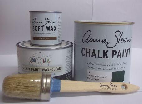 Annie Sloan Pakket 2 Amsterdam Green