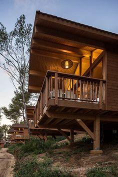 ECO Bungalows Camping Cala Llevadó (Bosque Cadiretes)