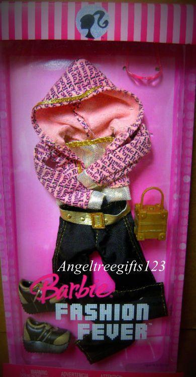 barbie fashion fever game
