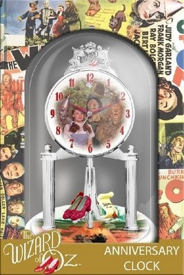Hey, I have this! Wizard of Oz Anniversary Clock $27.99